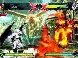 Ultimate Marvel Vs Capcom 3 - Capcom - Vidéo de Gameplay Ghost Rider Vs Firebrand