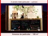 Vente Hotel particulier Particulier  Lannion  22300 - 100 m2