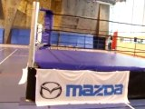 LOCATION RING CATCH BOXE KICK BOXING SHOW EVENTS EVENEMENTIEL TOURNAGE CINEMA PARIS FRANCE CINEMA TV TELEVISION PUB SHOOTING PHOTO