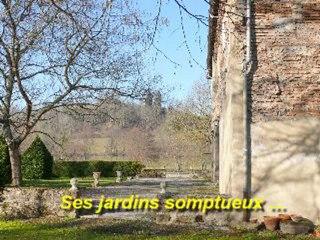 Visite abbaye de Combelongue - Patrick Couserans
