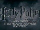 [EXCLU] Harry Potter et les Reliques de la Mort - Derniers Jours de Tournage [VOST-HD]