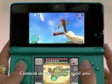 The Legend of Zelda: Ocarnia of Time 3D - Robin et Zelda Williams