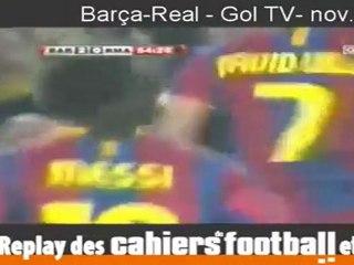 Les replays de l'été - La Barça et Lionel Messi