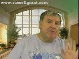 RussellGrant.com Video Horoscope Leo July Friday 22nd