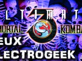 "Jeux Electrogeek 83 test ""Ultimate Mortal Kombat 3"" [X360/ARC]"