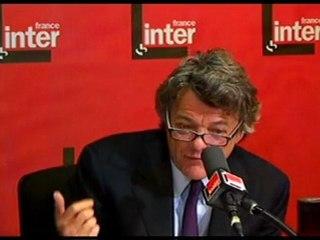 Vidéo de Jean-Louis Borloo