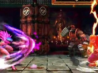 SDCC 2011 B-roll (Street Fighter) de Street Fighter X Tekken