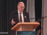 Lyndon LaRouche addresses Schiller Institute conference