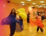 Cours de danse orientale de Jihana, saison 2010-11