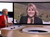 TDF 2011 : notre envoyée spéciale Karine Henry en direct de l'Alpe-d'Huez