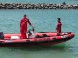 HERAULT - 2011 - Conférence de presse sur les risques des noyades et des baignades - POMPIERS SDIS 34