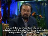 Mr. Adnan Oktar: In the very beginning of these events I have said that Gaddafi should step down and that Turkey should become the guarantor country. He didn't take my advice.