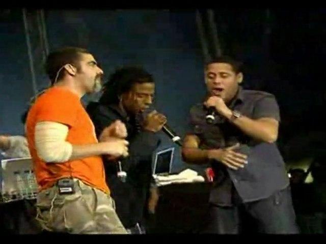 Orishas - Concierto por la Libertad de Expresion (Cadiz 01-05-2009)