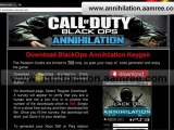 Free Black Ops Annihilation Map Pack DLC Codes for Xbox 360 | PS3 Download Now