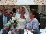 Mariage d'Anne Sophie et de Philippe
