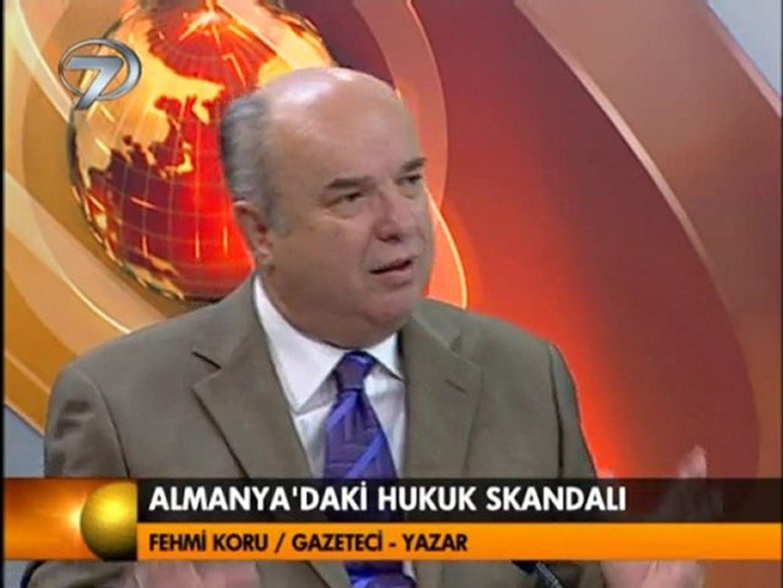 13 Temmuz 2011 Kanal7 Ana Haber Bülteni / Haber saati tamamı