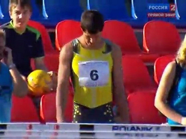 110 с/б Мужчины Финал Чемпионат России в Чебоксарах 2011 - www.MIR-LA.com