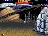 [HD] SolaR-warrior Planet 1 Saturn 1986 Taito Mame Retro Arcade