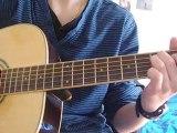 justin nozuka-after tonight (Guitare)