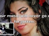 AMY WINEHOUSE DEAD! - RIP Amy Winehouse. Explanation  Tribute.
