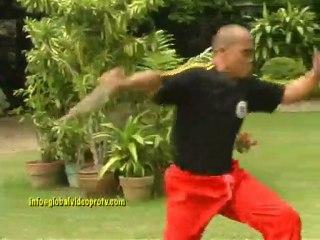 ESKRIMA (STICK FIGHTING) AT FORT SAN PEDRO, CEBU, PHILIPPINES