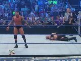 WWE SmackDown (22/07/2011) - Randy Orton vs Kane (Street Fight) Part - 2/2