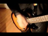 Tinie Tempah-Written in the Stars Electric Guitar Cover