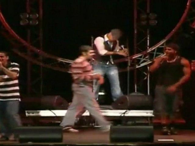 Orishas - Latinoamericando (Milan 02-08-2008)