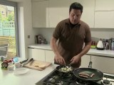 Sausage and Onion Butty by Dom Joly