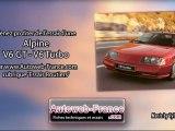 Essai Alpine V6 GT - V6 Turbo - Autoweb-France