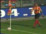 RC Lens - OGC Nice, L1, saison 2005/2006 (vidéo 2/3)