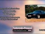 Essai Aston Martin V8 Vantage - Autoweb-France