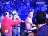 WWE Smackdown - Undertaker plays mind games with Randy Orton 2005