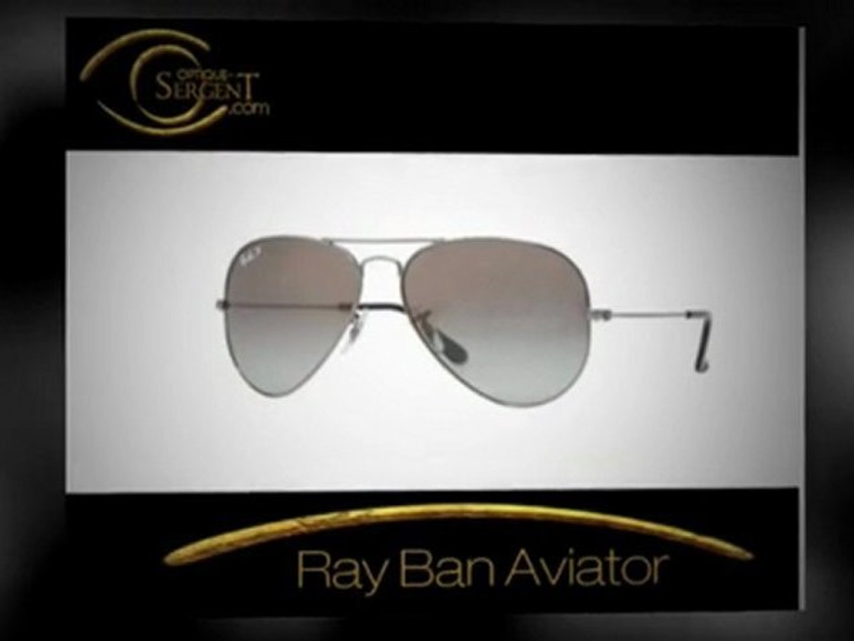 Aviator De Montures Solaires Lunettes Rayban cF1TlKJ