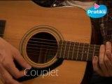 Guitare : Comment jouer Sitting, Waiting, Wishin de Jack Johnson - Version Droitier
