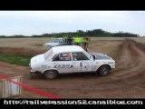 David Henry (Peugeot 504) - Rallye Terre de Langres 2011