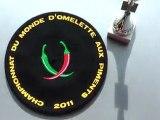 Championnats du Monde d'Omelette aux piments doux - France Bleu