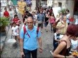 Démocratie 2012 / Groupes Jeunes / Groupes Cultures au Festival d'Avignon