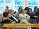 Matias de Stefano, Sociedad, Política y Economía
