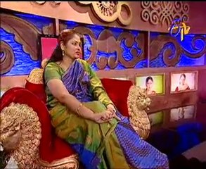 Abhimani - Kathi Lanti Game Show - South Indian Actress - Jayasudha - 02
