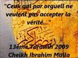 17. Ceux qui par orgueil ne veulent pas accepter la vérité...{Cheikh Ibrahim Mulla}