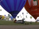 Record du Monde - Lorraine Mondial Air Ballons - Chambley