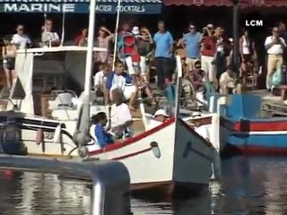 Joutes nautiques de Cassis 2011