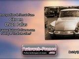 Essai Citroen DS 21 Pallas - Autoweb-France