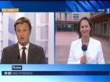 S.Royal en direct de Rodez -19/20 fr3 Midi-Pyrenees du 28-07-2011