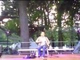 "Festival didjeridoo Airvault 2011... Cosmicbow ""Light"""