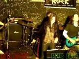 Leticia Rock 23/07/2011 @ Pub Fiction Rock Bar