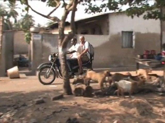 Benjamin, Volontaire de Solidarité Internationale à Lomé