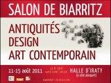 Visitez le Salon de Biarritz : antiquités, art contemporain, design ! du 11 au 15 août