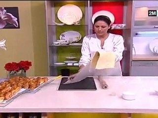 Choumicha - Croissant et Pain au chocolat
